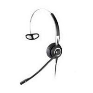 Jabra BIZ 2400 Mono, 3-in-1 Mono Svart headset