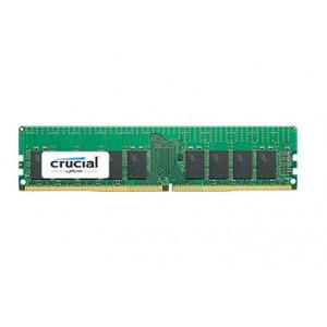 DDR4-2400 Crucial 4GB DDR4-2400 4GB DDR4 2400MHz ECC RAM-minnen