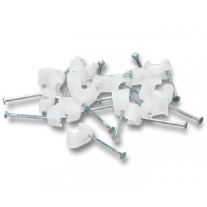 Kabelklammer 3-5mm 25-pack