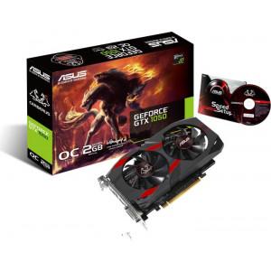 ASUS CERBERUS-GTX1050-O2G GeForce GTX 1050 2GB GDDR5