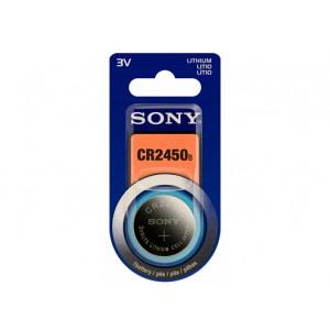 Batteri CR2450 - Sony Lithium 3V