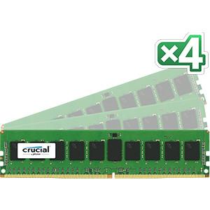 DDR4-2133 Crucial 32GB DDR4-2133 32GB DDR4 2133MHz ECC RAM-minnen