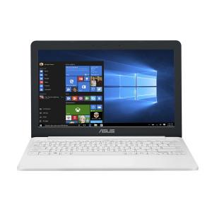 """Bärbar dator 11.6"""" HD N3350 Asus Vivobook E12 Vit"""