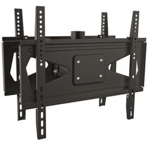 "EPZI Monitorfäste 2monitorer, 32-55"", max 50kg, tilt, VESA, alu, svar"