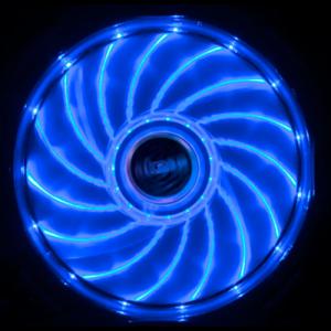 Fläkt Akasa Vegas 120mm LED Blå