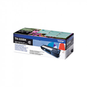 Brother Toner TN-320BK 2.500sid Black (Original)