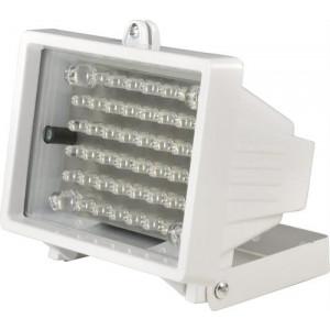 Qihan IR-belysning för övervakningskameror, 30 grader, 80m