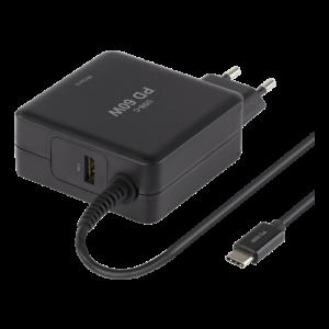 Laddare USB-C 60W Macbook/HP/Dell/Asus/Acer/Lenovo