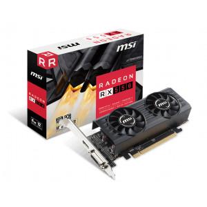 MSI 912-V809-2837 Radeon RX 550 4 GB GDDR5