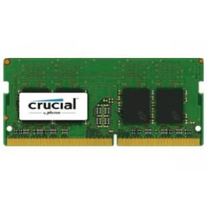 SODIMM DDR4-2400 Crucial SODIMM 8GB DDR4 2400MT/s, 1x260, CL17 DR x8