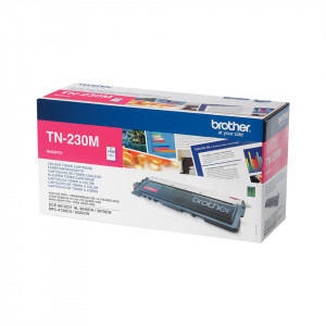 Brother TN-230M Laser cartridge 1400sidor Magenta lasertoners & patroner