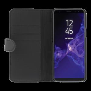 Fodral - Samsung Galaxy S9 Plånboksfodral + Skal GLX9-100