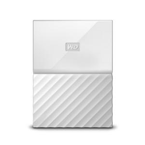 Extern Hårddisk 1TB 2.5 USB WD My Passport V2 Vit
