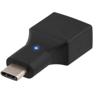 USB C till USB A adapter hane-hona