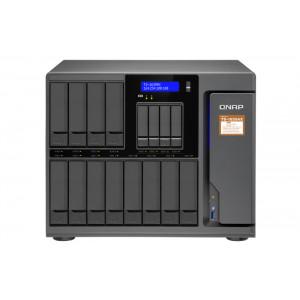 QNAP TS-1635AX NAS Skrivbord Nätverksansluten (Ethernet) Svart