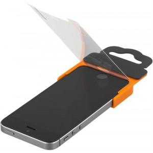 Skärmskydd - iPhone 5/5S/5C inkl applikator 3-pack