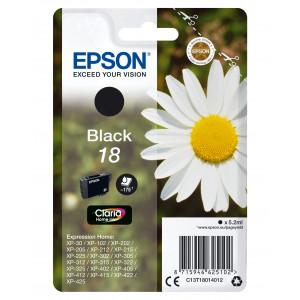 Epson T1801 Black 18 Claria (Original)