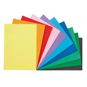 Färgat papper vitt 90g A3