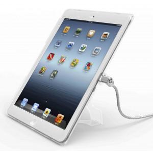 """Maclocks IPADAIRCB 9.7"""" Shell case Vit iPad-fodral"""