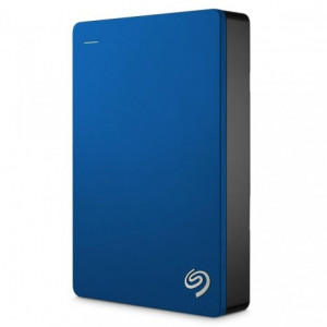 Seagate Backup Plus Portable externa hårddiskar 5000 GB Blå