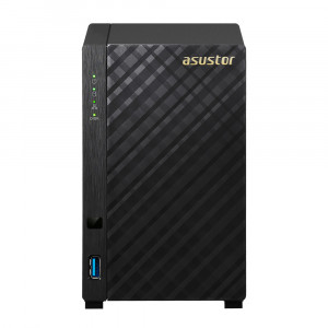 NAS Asustor AS1002T v2 NAS 2-Bay Tower/512MB/Marvell/GbEx1