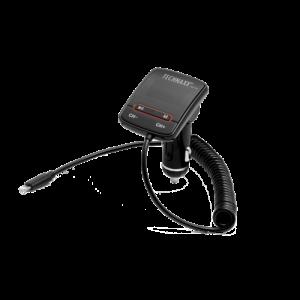 FM-Sändare Lightning, 2x USB, med fjärrkontroll, SD Card Technaxx FMT700