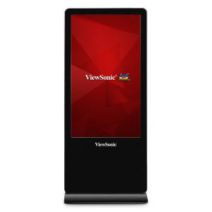 "Viewsonic EP5520T Digital signage flat panel 55"" LCD Full HD Svart signage display"