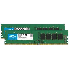 Crucial 16GB DDR4-2133 16GB DDR4 2133MHz RAM-minnen