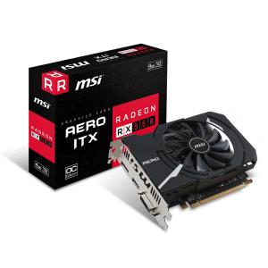 MSI Radeon RX 550 4 GB GDDR5