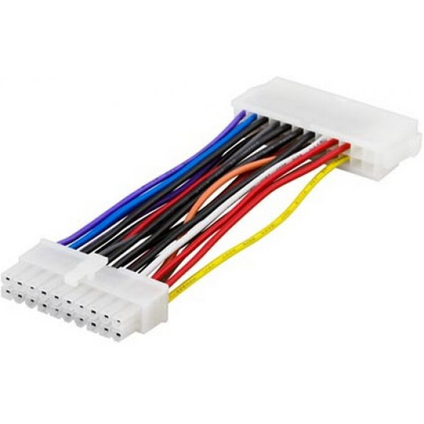 Deltaco SSI-51 0.1m intern strömförsörjningskabel