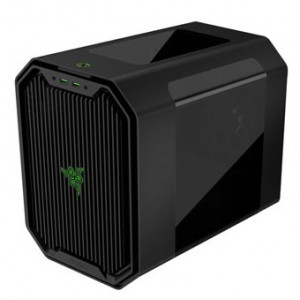 Chassi Antec Cube by Razer (Svart/Transparent)