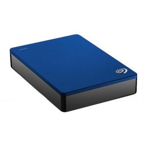 Seagate Backup Plus Portable 4TB 4000GB Blå externa hårddiskar