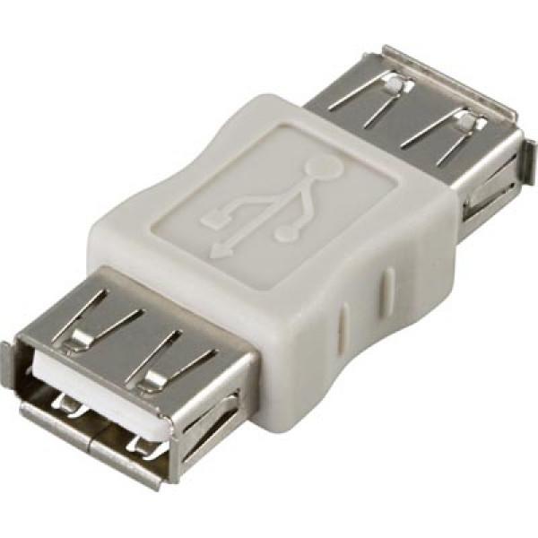 Könbytare USB A-A (ho-ho)