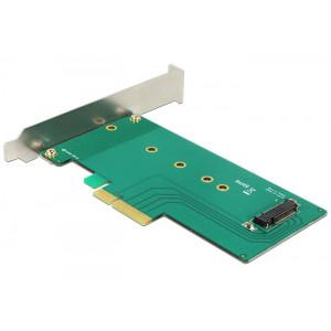 DeLOCK 89472 Intern M.2 nätverkskort/adapters