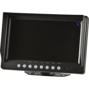 """9"""" TFT-färgskärm TV-909 - quadmonitor för bil/last"""