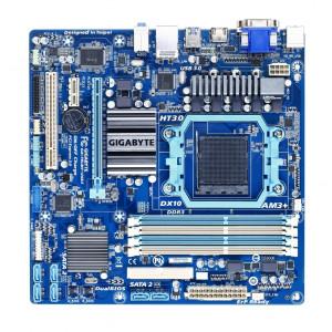 Moderkort AMD AM3+ mATX - GA-78LMT-USB3