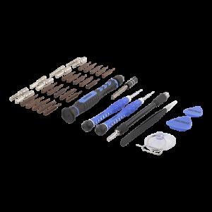 Verktyg Deltaco med 38 delar för smartphone VK-51