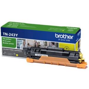 Brother Toner TN243Y Gul Original