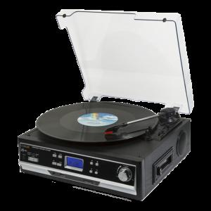 Technaxx Digitalisera vinylskivor ljudkassett BT