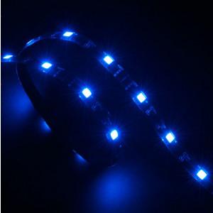 Akasa Vegas LED-list för datorer, 12V, 60cm, blå