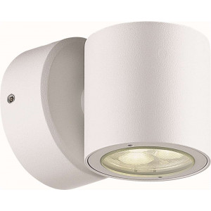 Väggarmatur Spirit Single I, 4W LED, Vit, IP54