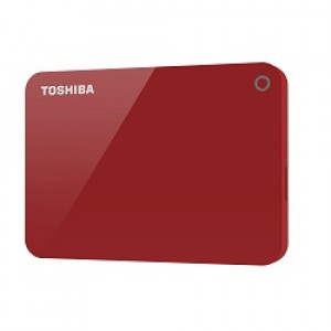 Toshiba Canvio Advance 2TB Röd 2.5 USB