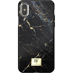 RF by Richmond & Finch Black Marble, iPhone X / XS Max case