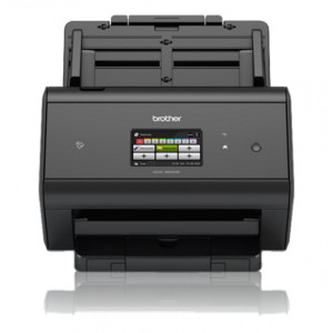 Brother ADS-3600W ADF scanner 600 x 600DPI A4 Svart skannrar