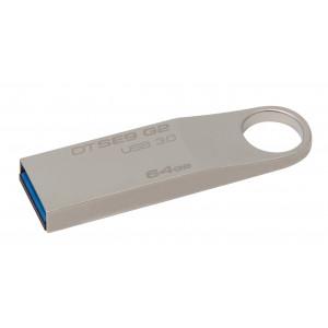 USB minne Kingston DT SE9 G2, 64GB USB 3.0, Metal