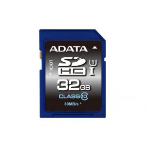 ADATA Premier SDHC UHS-I U1 Class10 32GB flashminne Klass 10