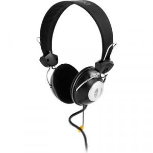 Deltaco HL-32 Binaural Huvudband Svart headset