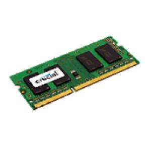 SODIMM DDR3-1600 Crucial 4GB PC3-12800 4GB DDR3 1600MHz RAM-minnen