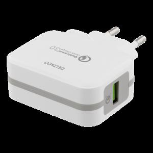 Laddare USB Adapter 3A 19.5W Snabb laddare