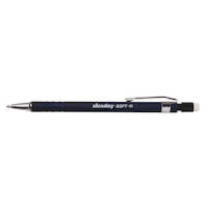 Stiftpenna 0.5mm svart